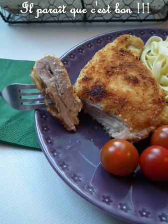cordon bleu home made