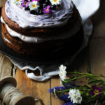 carrot cake et chantilly myrtilles-11